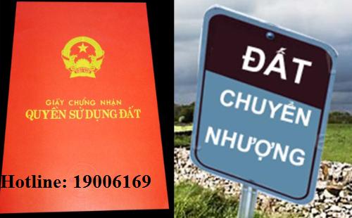 Tranh chấp đất đai và vấn đề sang tên quyền sử dụng đất.