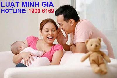 Tư vấn về việc xin nhận con nuôi có yếu tố nước ngoài