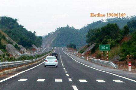 Đền bù khi nhà nước mở rộng đường quốc lộ.