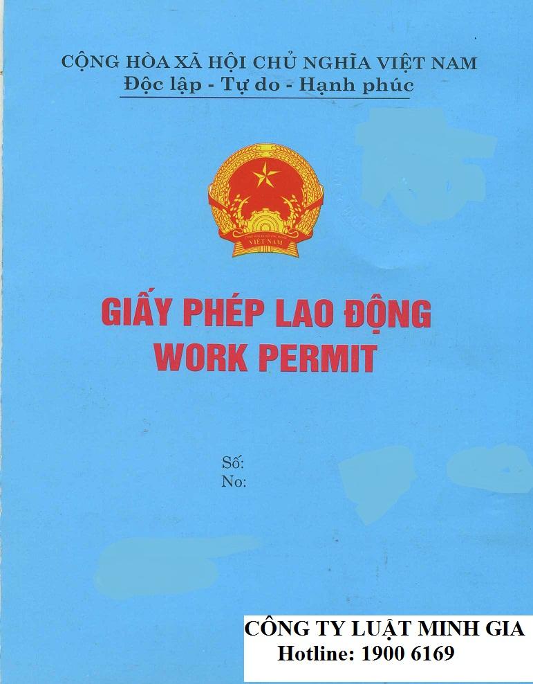 Quy định mới nhất về thủ tục cấp lại giấy phép lao động