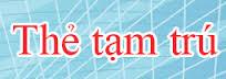 Thủ tục đăng ký tạm trú  với người nước ngoài học tập tại Việt Nam?