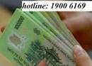 Tính tiền lương hưu hằng tháng