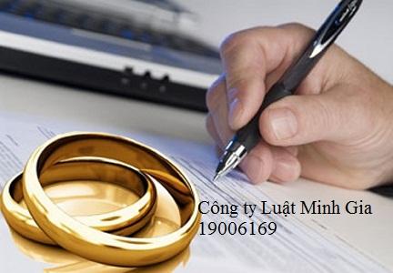 Thủ tục đơn phương ly hôn và mức án phí sơ thẩm.