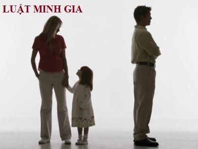 Thi hành quyết định của Tòa án về quyền nuôi con