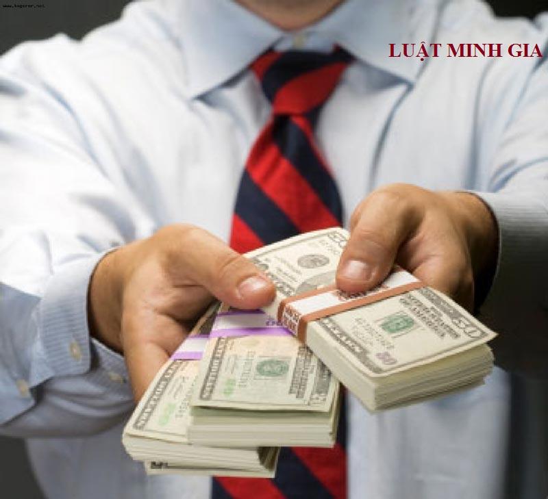 Tư vấn trường hợp đòi lại tiền xin việc