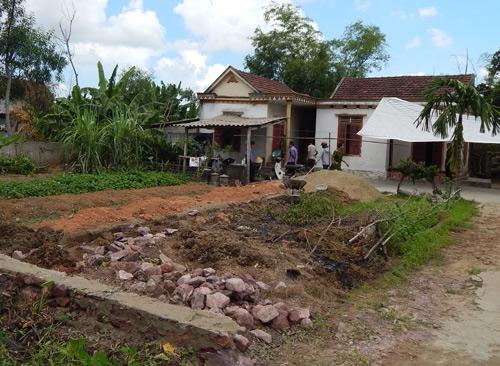 Xin tư vấn về việc thừa kế quyền sử dụng đất đai của ông nội