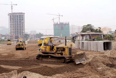 Giải quyết tranh chấp liên quan tới diện tích đất khai hoang?