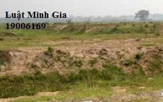 Điều kiện xin cấp giấy chứng nhận quyền sử dụng đất và xử lý vi phạm đất đai.