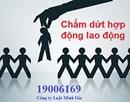 Chấm dứt hợp đồng lao động trước thời hạn trong cam kết hợp đồng đào tạo