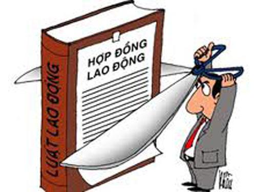 Thanh lý hợp đồng lao động không thời hạn ký kết hợp đồng mới thế nào?