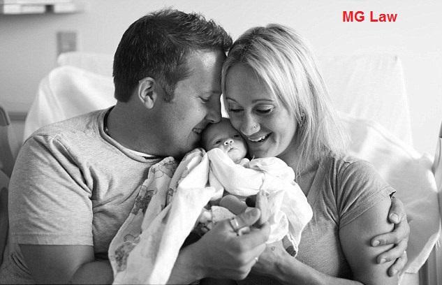 Không đăng ký kết hôn có được quyền nhận con?