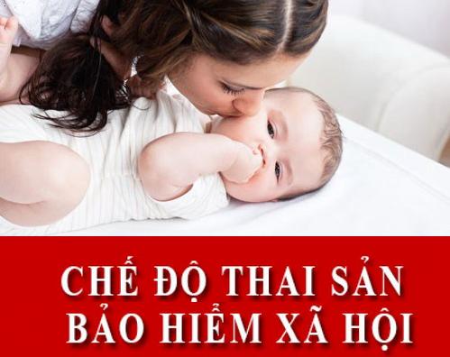 Điều kiện được hưởng chế độ bảo hiểm thai sản