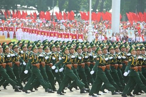 Trường hợp thôi phục vụ tại ngũ của quân nhân chuyên nghiệp