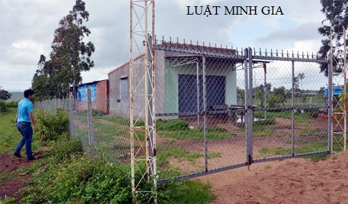 Nhận chuyển nhượng tài sản xây dựng trên đất thuê trả tiền hàng năm