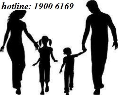 Thủ tục đơn phương ly hôn và căn cứ giành quyền nuôi con khi ly hôn