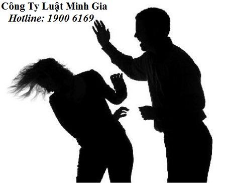 Tố cáo hành vi cố ý gây thương tích