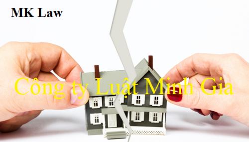 Khởi kiện yêu cầu thực hiện văn bản thỏa thuận chia tài sản sau ly hôn.