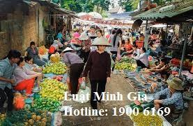 Về phân cấp quản lý Chợ theo nghị định 02/2003 của Chính phủ