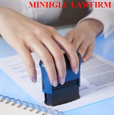 Tư vấn về cấp đăng ký mẫu dấu theo Luật Doanh nghiệp 2014