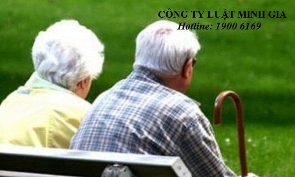 Trợ cấp ưu đãi với người cao tuổi