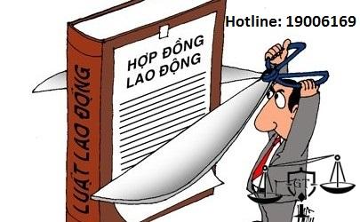 Tư vấn về trách nhiệm bồi thường khi vi phạm cam kết về thời gian làm việc của NLĐ