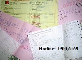 Giấy tờ cần thiết khi thanh toán chứng từ mua hàng hóa?