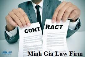 Giải quyết quyền lợi đơn phương chấm dứt hợp đồng lao động.