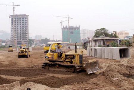 Đất nằm trong diện quy hoạch có được phép xây dựng công trình tạm?