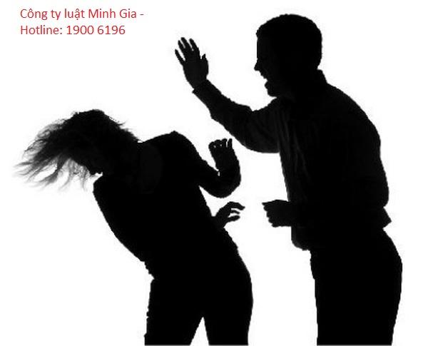 xử phạt vi phạm hành chính hành vi bạo lực gia đình