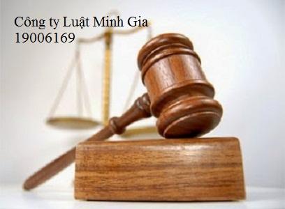 Tư vấn về thủ tục khởi kiện và mức án phí phải nộp khi tranh chấp đất đai.