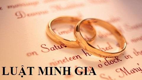 Tư vấn đăng ký kết hôn có yếu tố nước ngoài (ẩn)