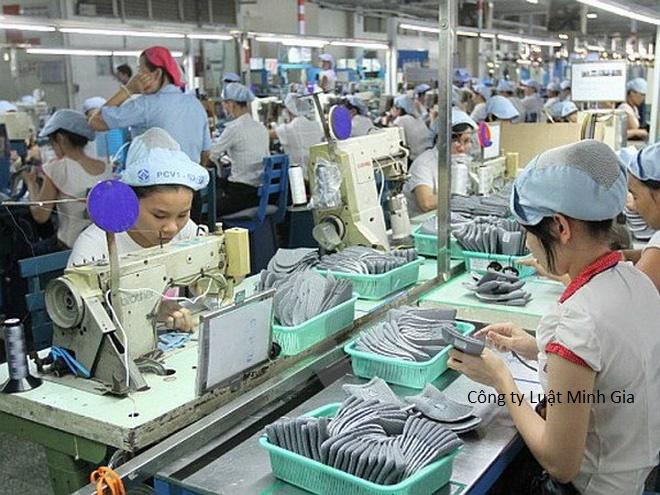 Tư vấn về việc công ty chuyển người lao động đến nơi làm mới