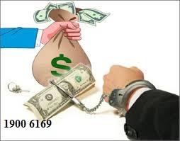 Lừa đảo chiếm đoạt tài sản: đưa tiền nhờ chạy án