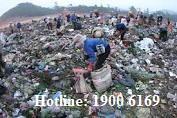 Tư vấn quy trình xây dựng bãi chôn lấp rác thải.