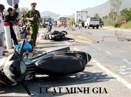 Trách nhiệm đối với người gây tai nạn giao thông làm chết người