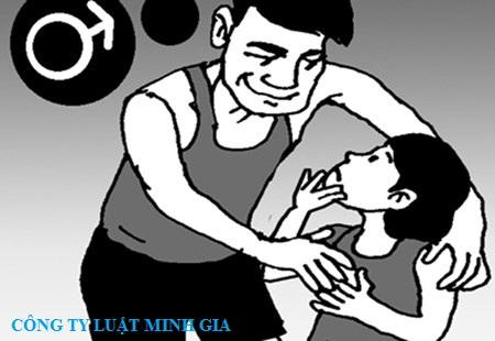 Người chưa thành niên có hành vi dâm ô với trẻ e thì bị xử lý thế nào?