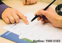 Giả mạo chữ ký trong hợp đồng mua bán tài sản