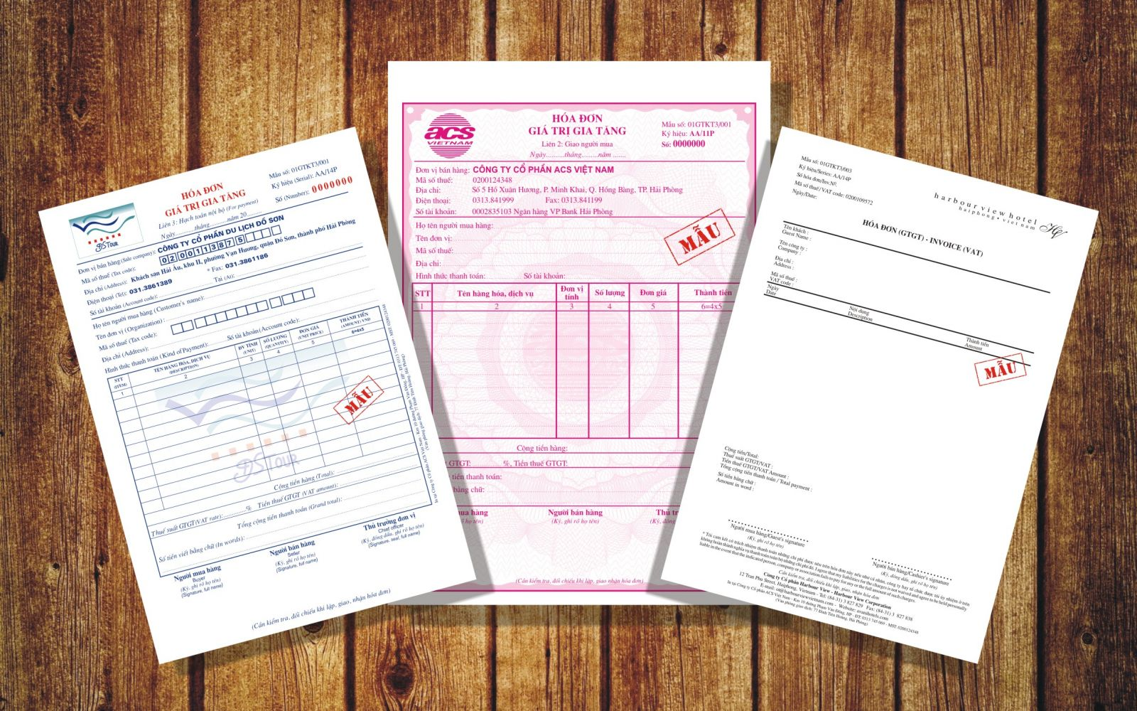 Tư vấn về hoá đơn trong hợp đồng mua bán hàng hoá quốc tế