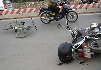 Hành vi gây tai nạn khi vi phạm quy định về an toàn giao thông và gây tử vong