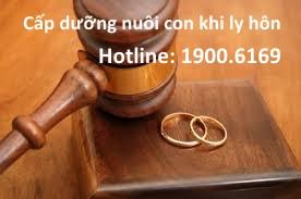 Tư vấn về quyền nuôi con khi ly hôn trực tuyến