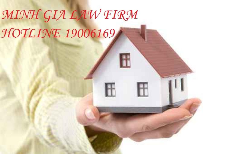 Nhà ở đồng sở hữu thì khi tặng cho cần thủ tục gì?