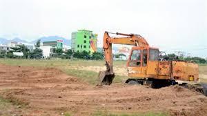Đất trong diện quy hoạch có được tặng cho, chuyển nhượng.