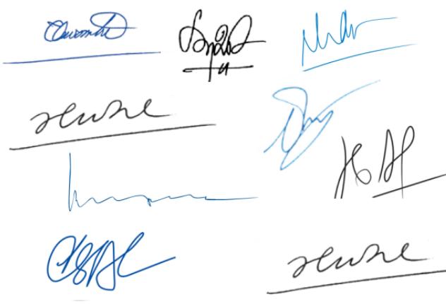 Thắc mắc về việc giả mạo chữ ký của người khác để thực hiện giao dịch dân sự