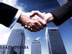 buộc công ty đối tác thực hiện các khoản thanh toán