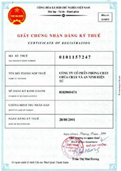 Đăng ký địa chỉ nhận thông báo Thuế