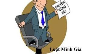 Công ty không giải quyết cho nghỉ việc có đúng pháp luật?