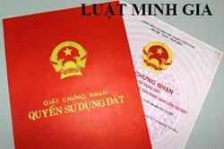 Tư vấn pháp luật về giấy chuyển nhượng quyền sử dụng đất