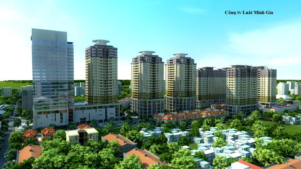 Mua bán bất động sản được xây dựng trước khi luật kinh doanh bất động sản 2014 có hiệu lực