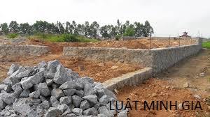 Tư vấn về việc tháo dỡ nhà trên đất chưa được cấp GCNQSDĐ