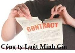 Trách nhiệm của bên cho thuê tài sản khi đơn phương chấm dứt hợp đồng